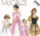 McCall's 3455 A