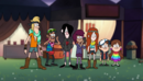 S2e9 friends lined up.png