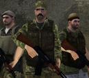 Georgian Rebels