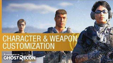 Tom Clancy's Ghost Recon Wildlands Trailer Character & Weapon Customization - Gamescom 2016 US