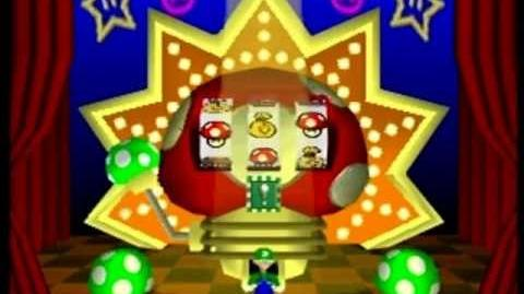 Mario Party- 1 Player Minigame - Slot Machine