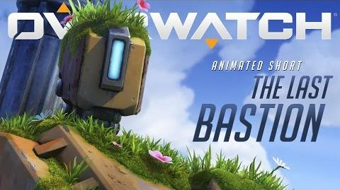 """Overwatch Animated Short """"The Last Bastion"""""""