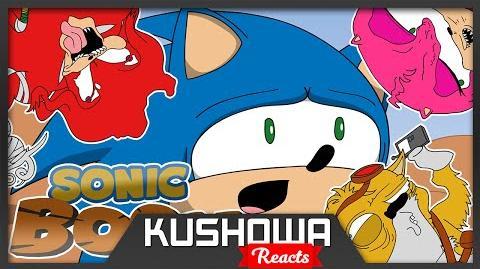Kushowa Reacts to Sonic Ka-Boom