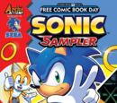 Archie Sonic the Hedgehog Free Comic Book Day 2016