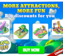Attraction Sales