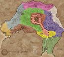 Oblivion:Régions