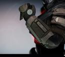 Destiny Rare Titan Gauntlets
