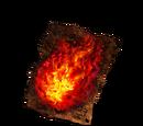 Большая огненная сфера хаоса