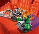 76066 Mighty Micros : Hulk contre Ultron