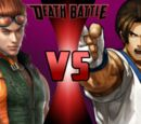 'Namco vs. SNK' Themed Death Battles