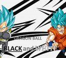 Dragon Ball Black and White