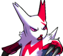 Zangoose/The 100 Mega Shock!'s version