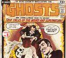 Ghosts Vol 1 1