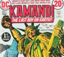 Kamandi Vol 1 1