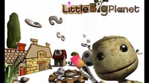 LittleBigPlanet Pod Music