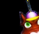 N. Trance's Helmet
