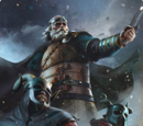 King Bran (gwent card)