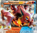 Volcanion-EX (Asedio de Vapor TCG)
