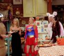 The One With The Halloween Party