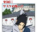 Capítulo 363: A Morte de Sasuke…!!