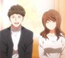 Makoto and Komaru Naegi's parents