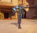 Pharah/Skins and Weapons