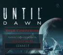 Until Dawn: Your Companion