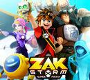 Zak Storm: Super Pirate