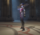 Widowmaker/Skins and Weapons