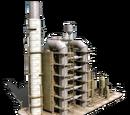 Electric steel mill