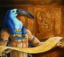 Жрець/Новий Рік у Стародавньому Єгипті!