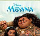 Moana Junior Novelization
