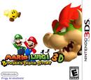 Mario & Luigi: Bowser's Inside Story + Elite Trio Unite!