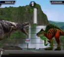 Jurassic World: The Game dinosaurs