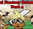A Gandalf Summon in Final Fantasy?!