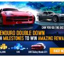 Enduro Double Down/BXR Bailey Blade GT1