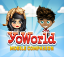 YoWorld Mobile Companion App