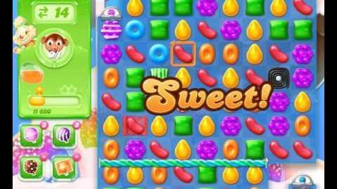 Candy Crush Jelly Saga Level 230-0