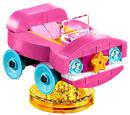Lumpy Car