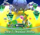 Levels in Kirby: Planet Robobot