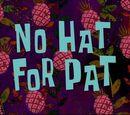 Nie dla Patryka czapka