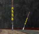 Giant spear