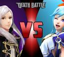 Robin vs. Lana