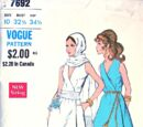 Vogue 7692 A