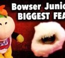 Bowser Junior's Biggest Fear!