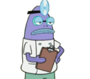 Fioletowy doktor