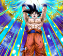 Monumental Dreams Goku