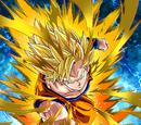 New Challenges Super Saiyan Goku