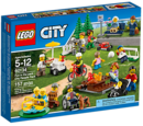 60134 Праздник в парке — жители LEGO City