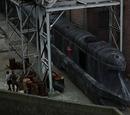 Soviet Missile Train